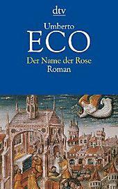 "Cosimas Buch der Woche - Umberto Eco ""Der Name der Rose"" - Cosimas Lounge"