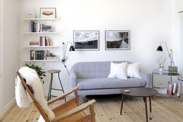 Copenhagen living room, boligcious blog