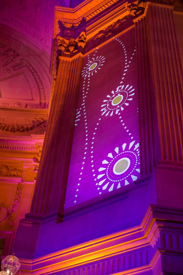 San Francisco Symphony Chinese New Year 2015. San Francisco City Hall. Immersive Video Mapping & Lighting Design by Got Light.