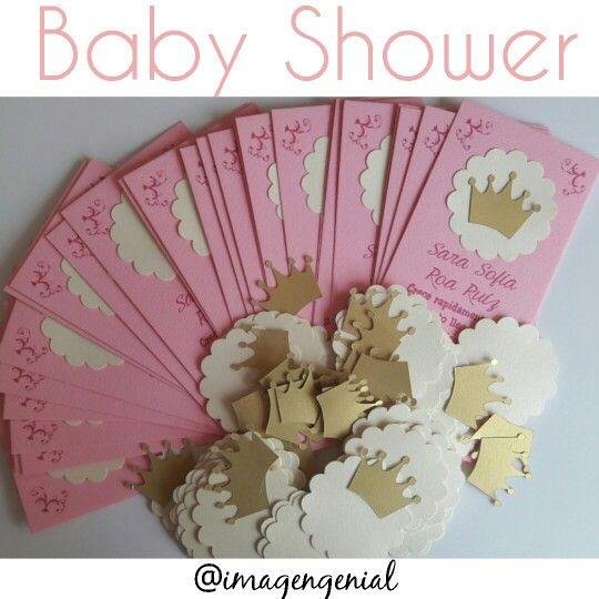Baby Shower princesa