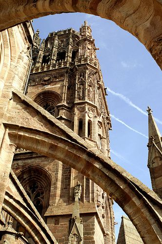Rodez-cathedrale