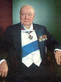 Illuminati Ring Winston Churchill