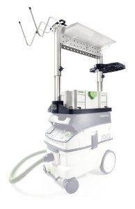 Festool 498507 WCR 1000 Workcenter by Festool. $385.00. From the Manufacturer                The Workcenter WCR 1000 will help you organise and arrange your workplace more effectively and provides a convenient way to keep the tools you are working with at hand, without getting in your way. The Workcenter can be mounted easily to almost any Festool dust extractor which allows it to be moved freely about the shop or jobsite. Adjustable height columns allow for th...