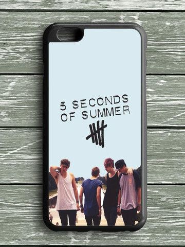 5sos 5 Second Of Summer Band iPhone 6 Plus Case