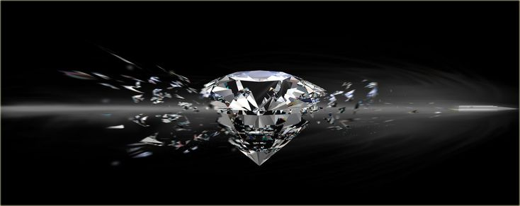ArtStation - Explosion of Diamond, Eduardo W. Mehl