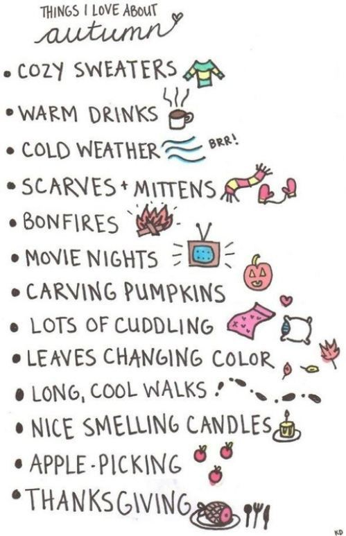 Too bad I live in Florida where I can't do about half of these things.