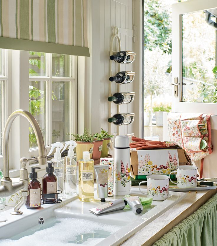 Laura Ashley Timeless Country Home Collection SS16 TimelessCountry Interiors
