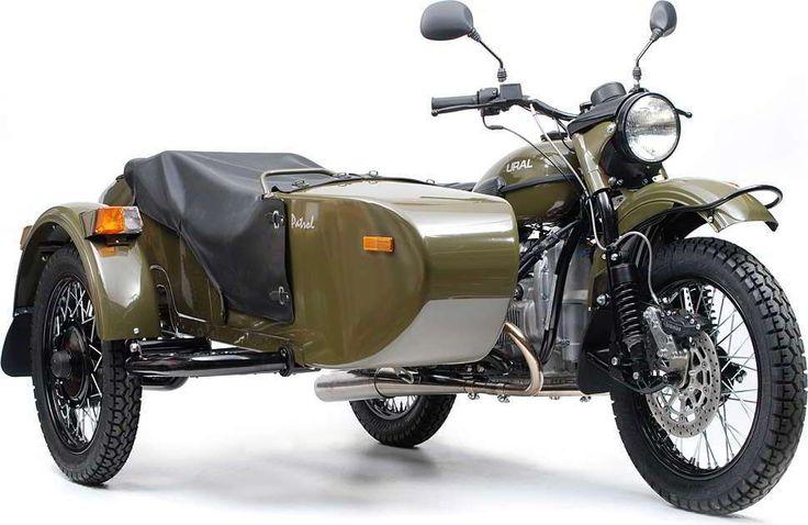 """Cea mai populara motocicleta cu atas din lume, Ural, s-a nascut în timpul celui de-Al Doilea Razboi Mondial, fiind folosita de trupele sovietice """"mecanizate"""". Paradoxal, în ultimii ani, Ural a intrat în dotarea armatei americane, ce a folosit-o în razboiul din Golf si Afganistan. În prezent, Ural este singurul producator de motociclete cu atas din lume. Pe lânga acesta exista în lume constructori de atase ale caror produse sunt adaptate la diverse marci consacrate, cum ar fi Honda,Yamaha…"""
