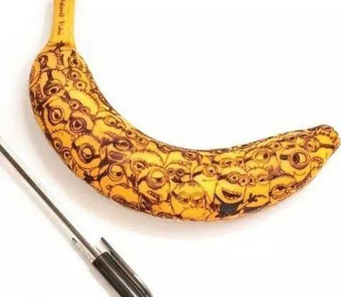 Minion - banane