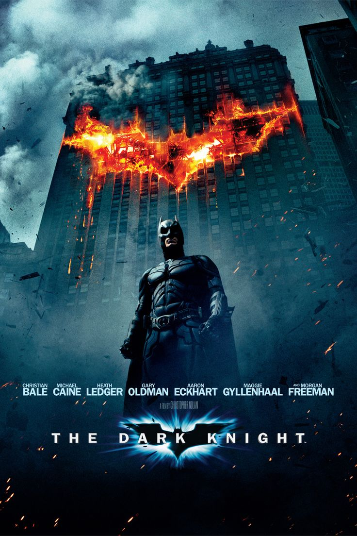 The best superhero movie ever. Christian Bale continues to shine in this role. Heath Ledger gives a brilliant performance which would go down in cinema history as one of the best performances of all time. Morgan Freeman and Michael Caine are superb.