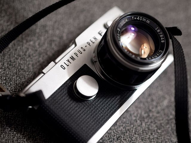 Olympus PEN FT with G.Zuiko Auto-S 40mm f1.4 | Flickr - Photo Sharing!