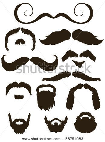 beard clipart - Buscar con Google