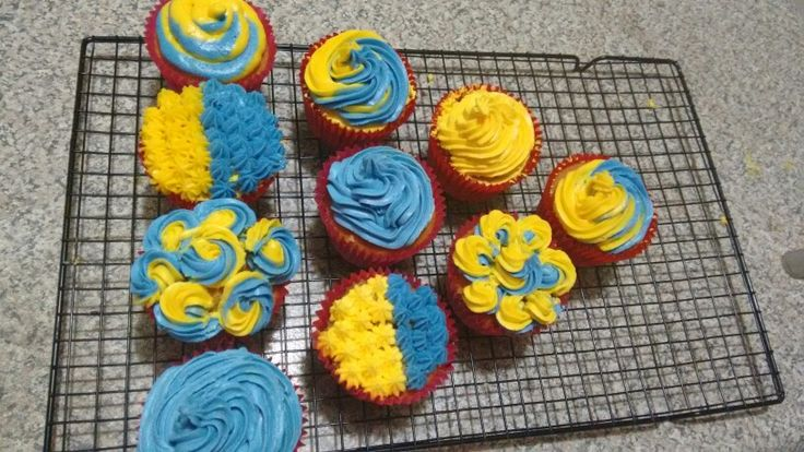 Cancer council cuppy cakes