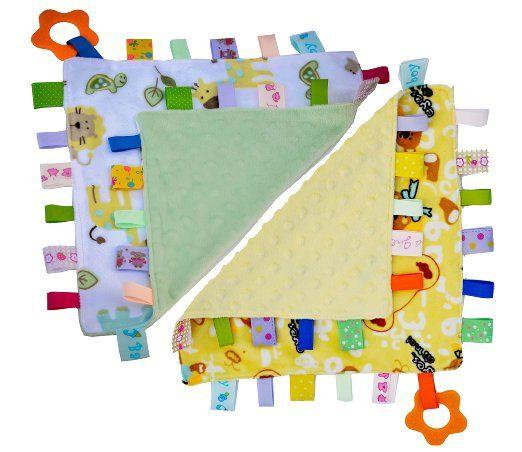 Baby Teething Toys by Zoomy Baby http://www.amazon.com/Handmade-Baby-Teething-Cloths-Zoomy/dp/B016N76TUI