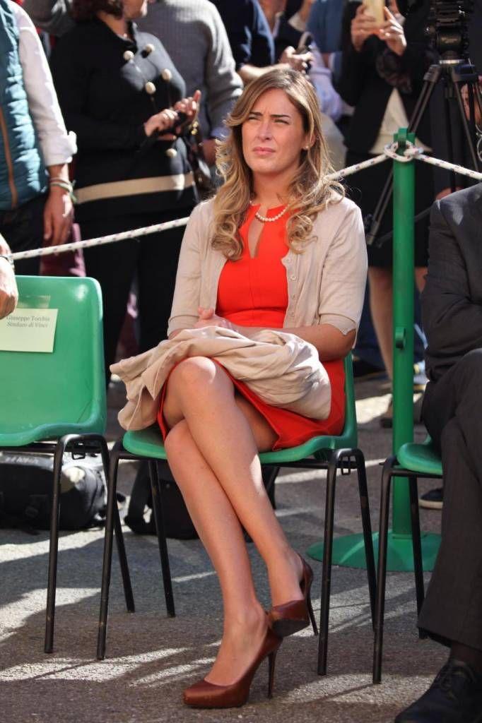 Maria Elena Boschi premier nel 2023? Ecco chi lo dice...FOTO