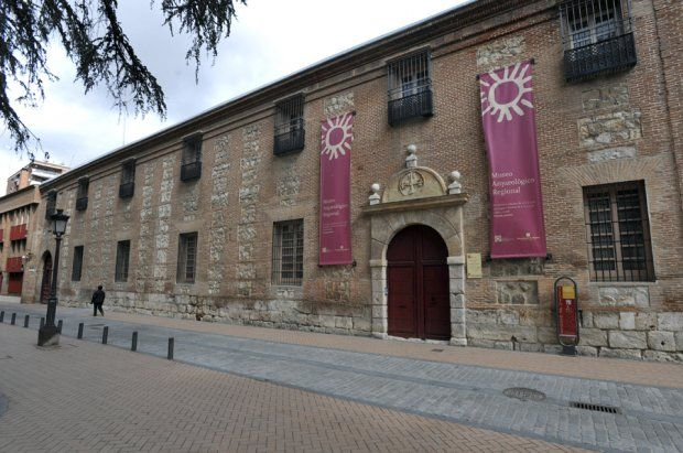 El museo arqueol gico regional de la comunidad de madrid for Edificio de la comunidad de madrid