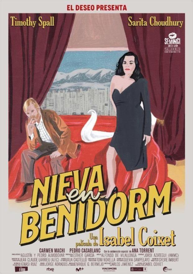 Nieva En Benidorm 2020 Pelicula Play Cine En 2021 Benidorm Cine Ver Peliculas Online