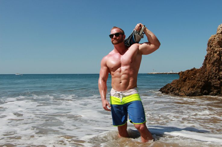 The 'Which Way is the Beach?!' Arm Workout - 3 Week BIG Bicep Challenge