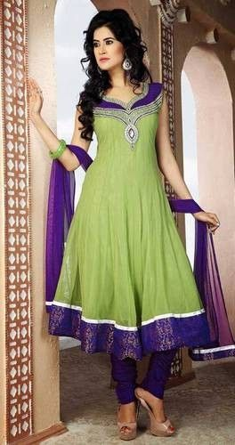 Anarkali outfits are crafting declarations and are most sought-after by girls to go conventionally fashionable. Contrasting plain, patiala and churidar, there's something remarkable about anarkali salwar kameez which made it successful to the ordinary.