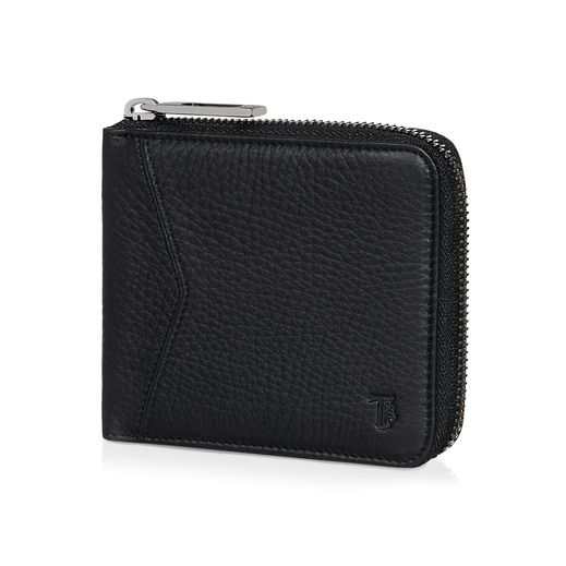 Leather Wallet XAMMCLA2300EPTB999 - 1