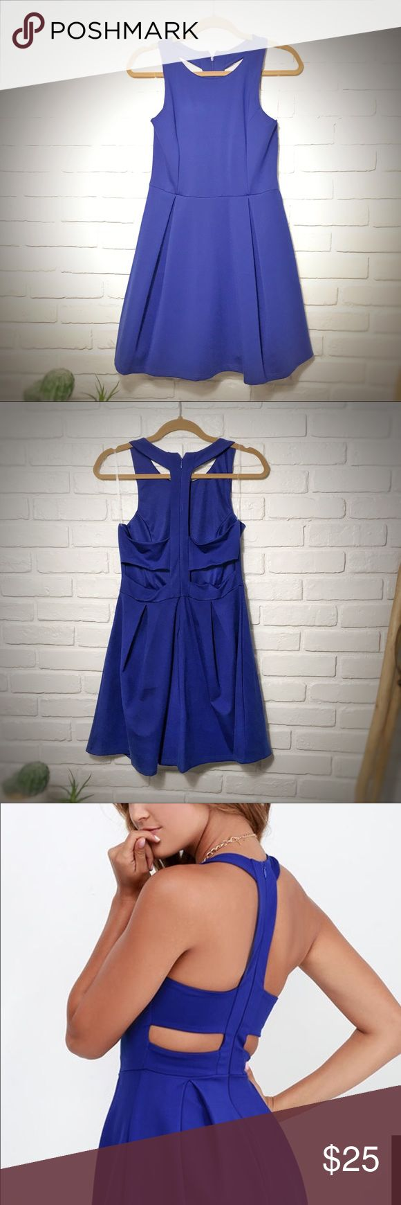 25 great ideas about royal blue skater dress on