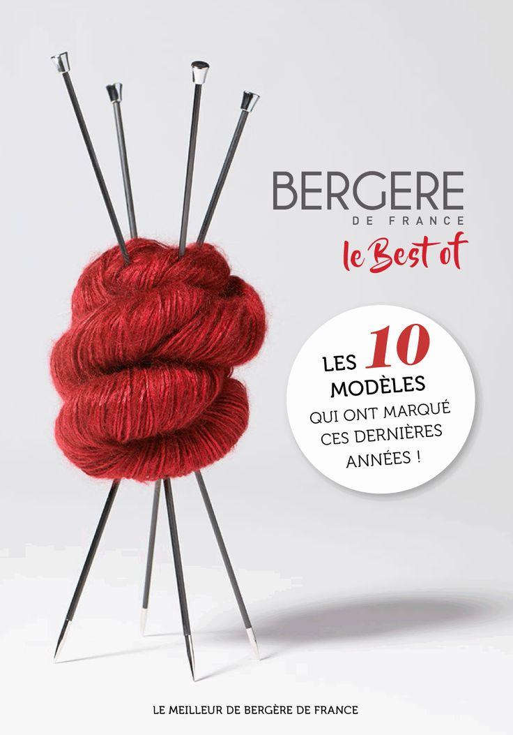 Le meilleur de Bergere de France - l'ebook