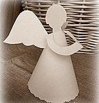 Мобильный LiveInternet Ангелы к Рождеству из бумаги | Ирцейс - В сетях всемирной паутины... |