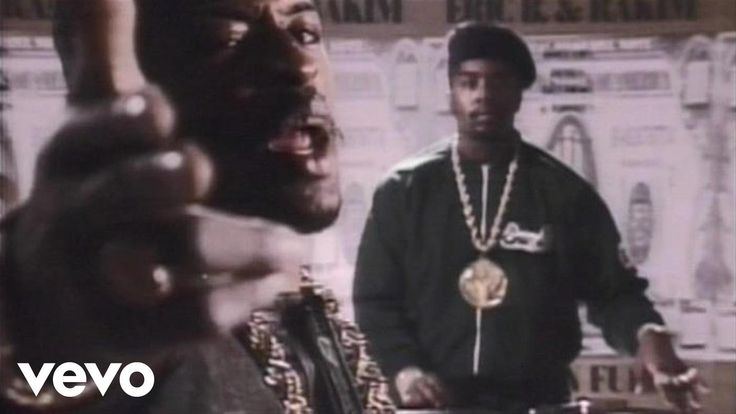 """Eric B. & Rakim - Paid In FullERIC B. & RAKIM, ?... Reps REAL HIP-HOP!!?... js  I'M NICE BECAUSE, I'VE GRADUATED TO BE THAT!, THIS DOES NOT MEAN, I'M IN ANY WAY, SHAPE, OR FORM!. """"READY FOR YOUR BULLSHIT/HORSE/PIG/DOG/CAT! BEEN THERE, DONE THAT!... JS You are either on the way with us, or you are totally against us! NO PON, NO POWER! WE GET IT! LYNDRUM/STM/S.H.MNG.MNT."""