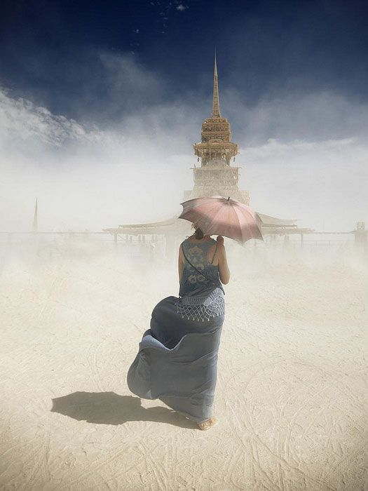 Burning Man Festival 2012 #Nevada  (i would so like to see it once...)
