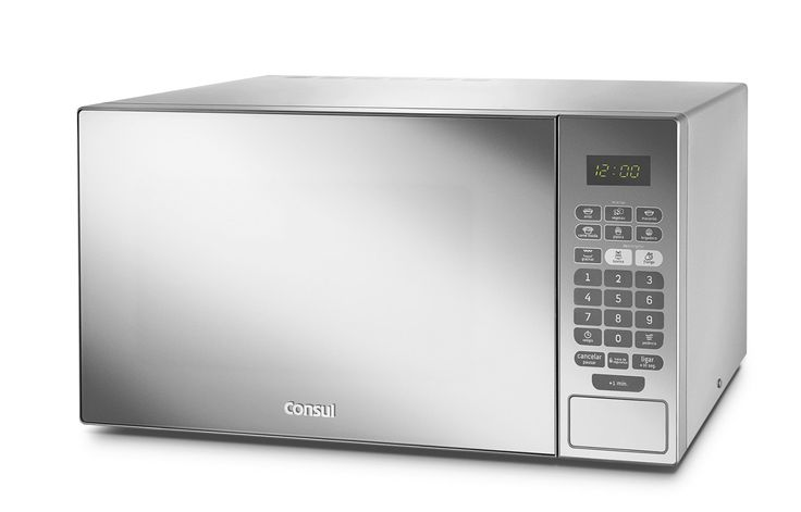 Micro-ondas Consul Espelhado com Grill 30 Litros - CMA30AF| Loja Consul
