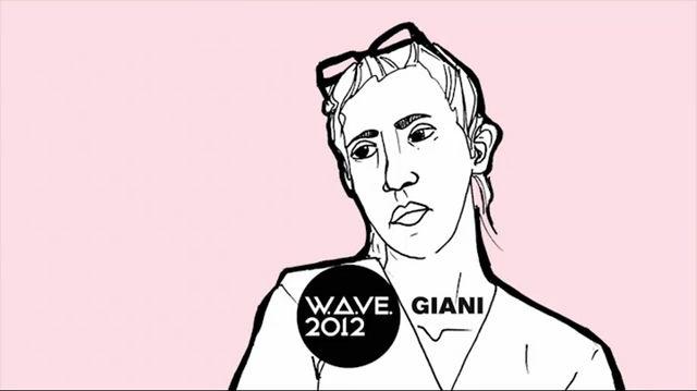 Intervista a Esther Giani by W.A.VE. Iuav 2012. W.A.VE.