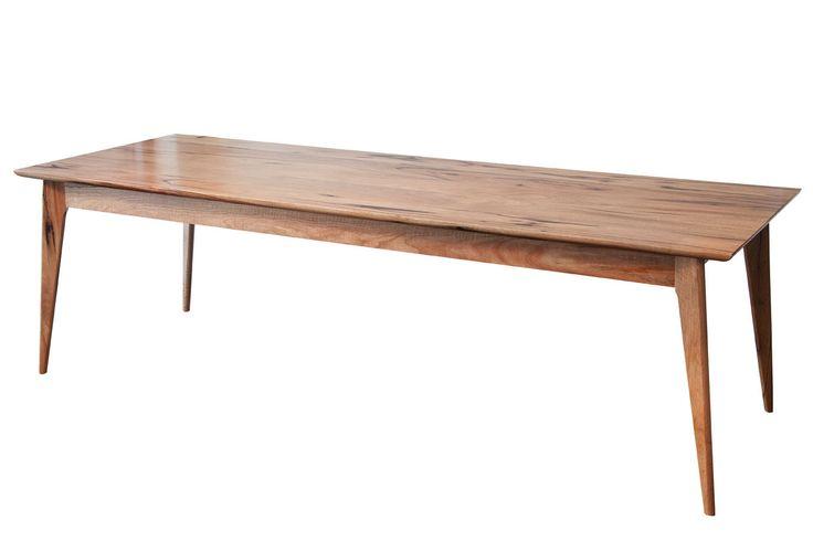 Dane Scandinavian Design Solid Marri Timber Dining Table, Perth, WA