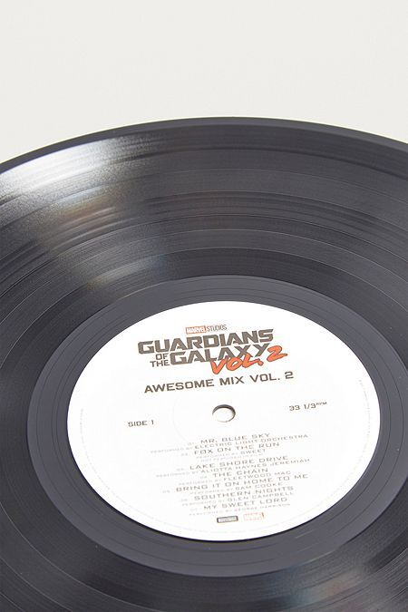 Various Artists - Guardians Of The Galaxy: Awesome Mix Vol. 2 Vinyl Record