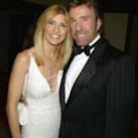 How Much Do You Know About Chuck Norris The Martial Artist?: Chuck Norris and his wife pose for a picture.