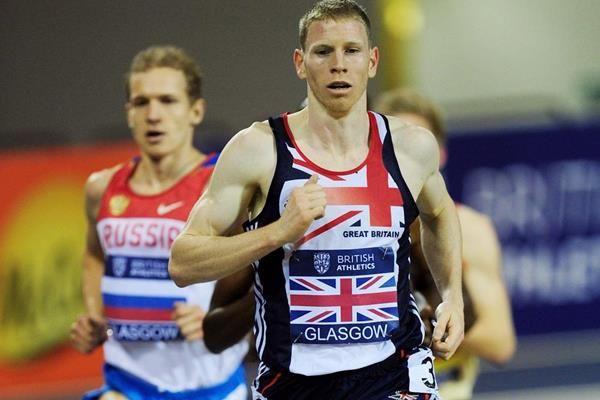 Andy Vernon - 10,000 metres.
