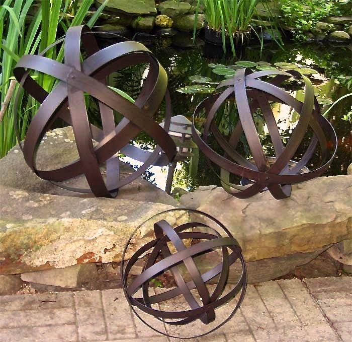 Iron Garden Sphere