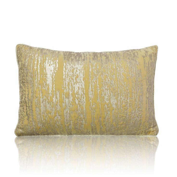 Snow Cotton Velvet Cushion - Give an instant makeover to your decor with this lavish cushion online which comes in cotton velvet material. Being an exclusive luxury cushion online, this decor piece also makes for a good gifting option. #INVHome #LuxuryHomeDecor #InteriorDesign #RoomDecor #Decorations #Decor #INVHomeLinen #Tableware #Spa #Gifts #Furniture #LuxuryHomes #Cushions