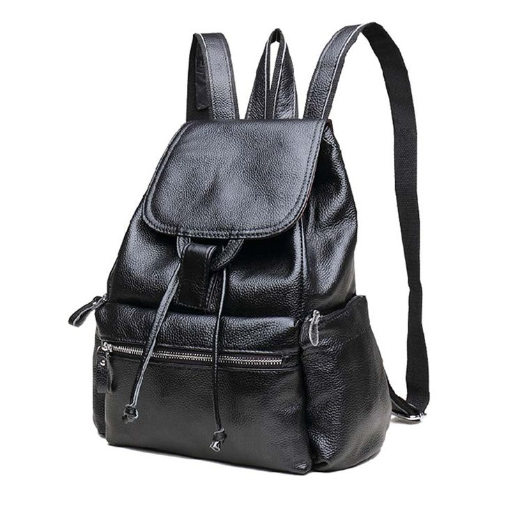 Xing Show New Womens Backpack Leisure Backpack Travel Backpack Leather Shoulder Bag Girls Student Backpack