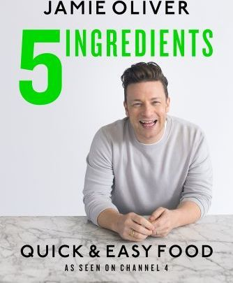 5 Ingredients - Quick & Easy Food - Books - Change link to     https://www.bookdepository.com/5-Ingredients---Quick--Easy-Food-Jamie-Oliver/9780718187729?ref=grid-view/?a_aid=clairekcreations