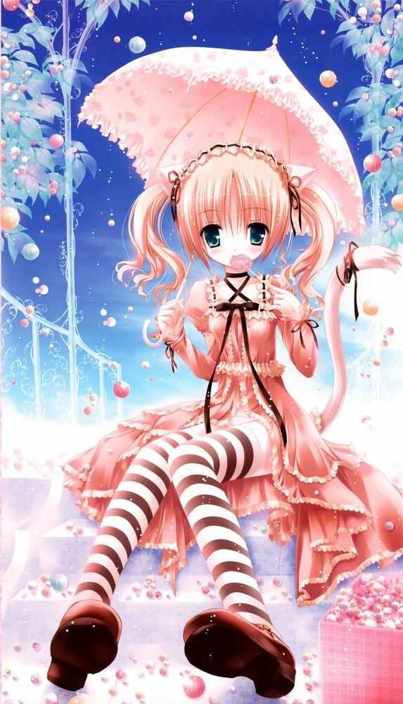 Anime cat girl Anime Pinterest Cats, Dressing and Love