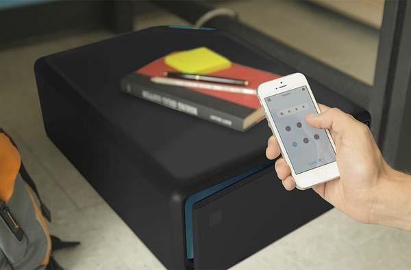 Vault App-Enabled Smart Safe
