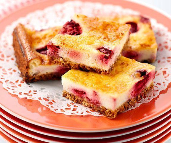 Schnittli Cheesecake