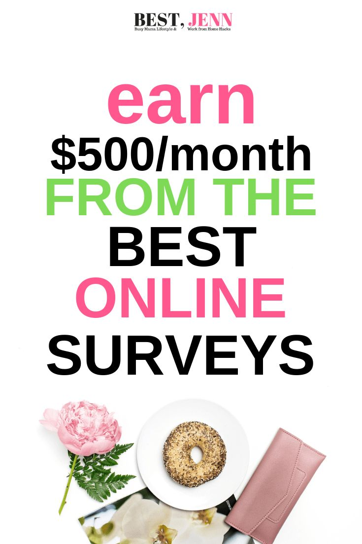 Looking to earn extra money? How to Earn $500/Month from the Best Paid Online Su… – Blogger's Collab