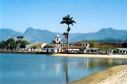 Parati, em Brasil
