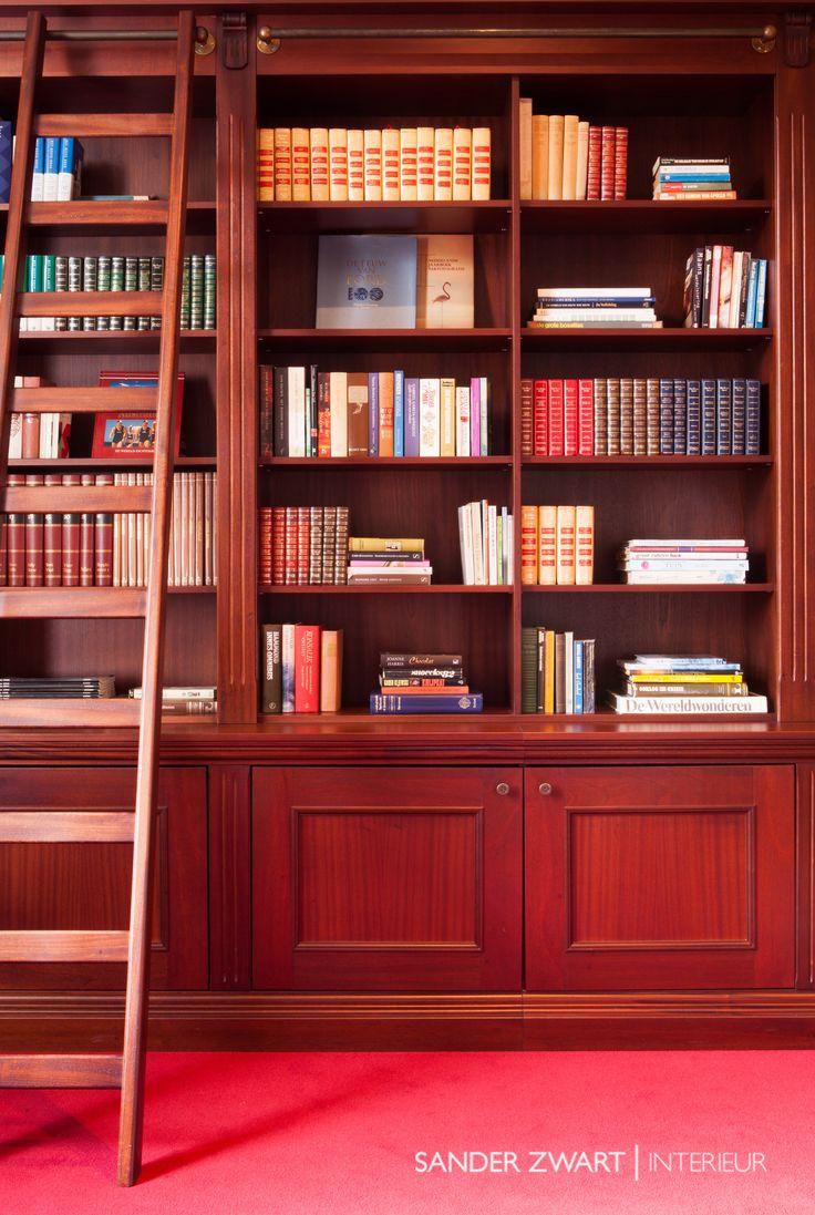 Boekenkast op maat by Sander Zwart | Interieur