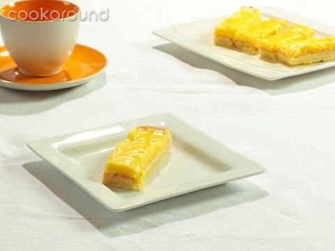 Barrette al limone: Ricette Dolci | Cookaround
