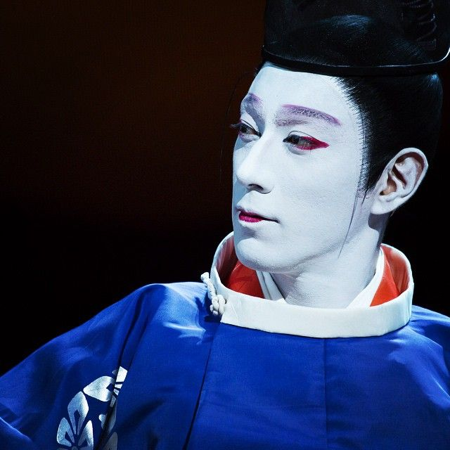 Genji Monogatari, the Tale of Genji 源氏物語 Ebizo Ichikawa XI/市川海老蔵 ©Shinsuke Yasui/安井信介