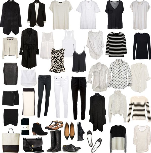 "My Capsule Wardrobe ~ Minimal + Classic: ""Untitled #77"" by coffeestainedcashmere"