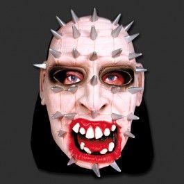 Mascara de terror m scaras de terror pinterest - Mascara de terror ...