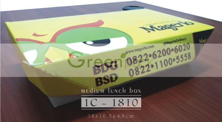 Jasa Pembuatan Dus Makanan Food Grade, Gambar di atas merupakan Dus Makanan Magerlo menggunakan Dus Makanan Greenpack. Info pembuatan kunjungi : http://www.greenpack.co.id/